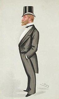 Frederick Hanbury-Tracy British politician
