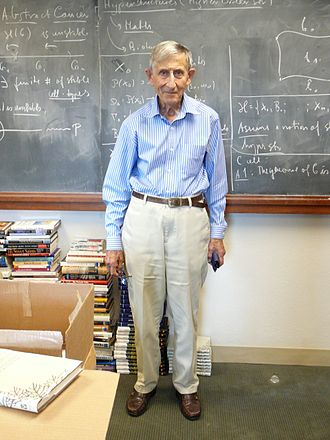 Freeman Dyson - Freeman Dyson in 2007 at the Institute for Advanced Study