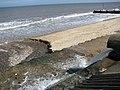 Freshwater meets seawater - geograph.org.uk - 775566.jpg