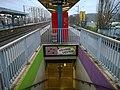 Fresque de l'escalier du quai pour Gretz de la gare RBP.jpg