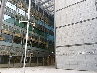Princeton University Department of Chemistry