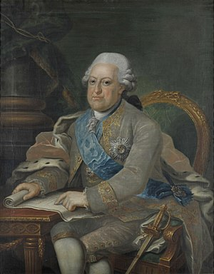 Counts, dukes and grand dukes of Oldenburg - Image: Friedrich August von Oldenburg