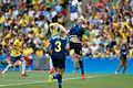 Futebol feminino olímpico- Brasil e Suécia no Maracanã (29033095265).jpg