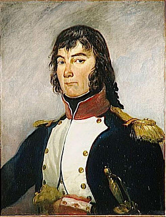 Georges Mouton - Général Georges Mouton in 1792