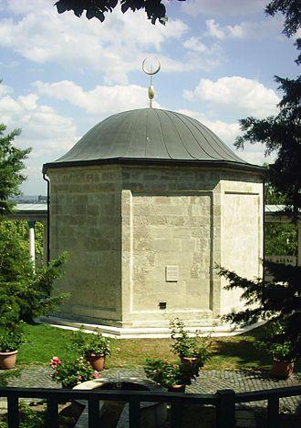 Islam in Hungary - Image: Gül baba türbéje