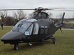 G-JTHU Agusta A109 Helicopter (25949268951).jpg