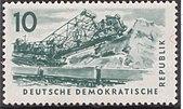 GDR-stamp Kohlebergbau 10 1957 Mi. 569.JPG