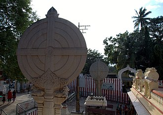 Gavi Gangadhareshwara Temple - Image: GG Temple 2
