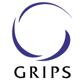 National Graduate Institute for Policy Studies - The Seal of the Japan National Graduate Institute for Policy Studies in Tokyo