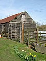 Gable End of Derelict Farm Barn - geograph.org.uk - 1205112.jpg