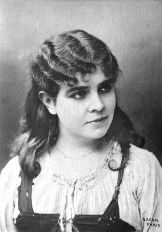 Mignon - Célestine Galli-Marié created the role of Mignon at the première.