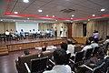 Ganga Singh Rautela Delivers His Farewell Address - NCSM - Kolkata 2016-02-29 1617.JPG