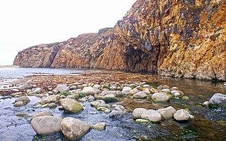 Garrapata State Park - Image: Garrapata Creek California 2006 01