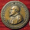 Gasparo romanelli, medaglia di carlo pitti, senatore fiorentino.JPG