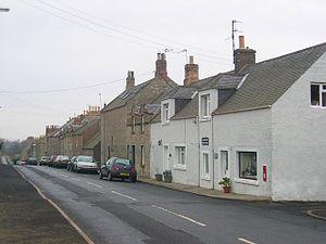 Gavinton, Berwickshire - Gavinton in Berwickshire