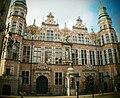 Gdańsk Główne Miasto, Wielka Zbrojownia od Ulicy Piwnej.jpg