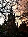 Gdańsk Stare Miasto, kościół Brygidy - widok od ulicy Mniszki.jpg