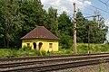 Gebäude am nördlichen Teil des Bahnhofs Eichberg.jpg