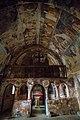 Gelati monastery side chapel fresco paintings.jpg