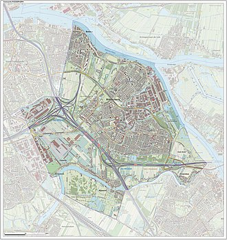 Ridderkerk - Image: Gem Ridderkerk Open Topo