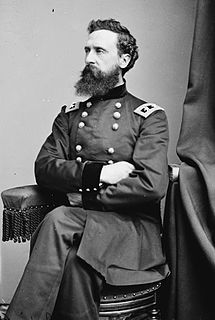 George Sykes Union General during the American Civil War