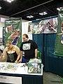 Gen Con Indy 2008 - Gozer Games booth 2.JPG