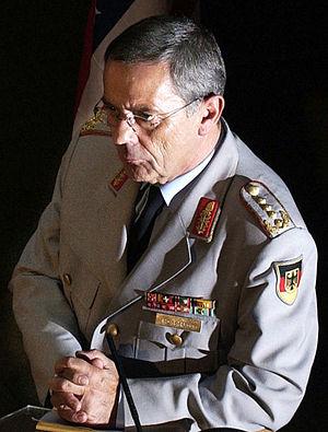 Wolfgang Schneiderhan (general) - General Wolfgang Schneiderhan