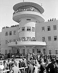 General view of Air Terminal building. Lydda Air Port. April 21, 1939. matpc.18300.jpg
