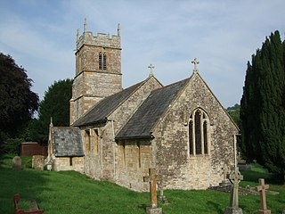 Dunkerton, Somerset village in the United Kingdom
