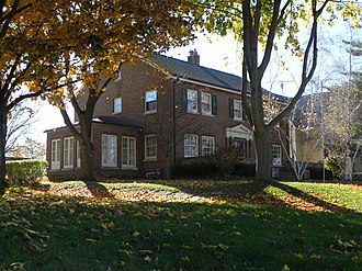 Hartford, Wisconsin - George A. Kissel House