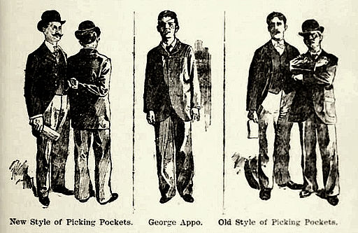 George Appo Pickpocket