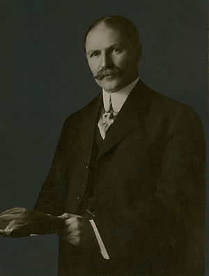 George Black (Canadian politician) - Image: George Black, Commissioner of the Yukon