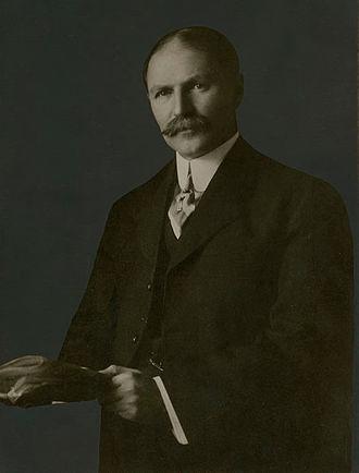George Black (Canadian politician) - Image: George Black, Commissioner of the Yukon