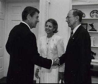 George W. Landau American diplomat