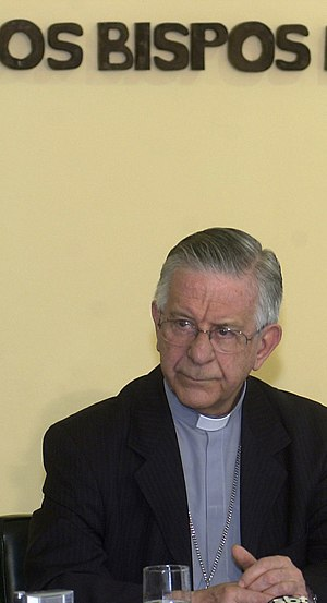 Geraldo Majella Agnelo - Cardinal Agnelo in 2006