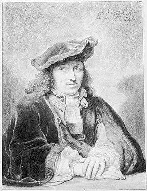 Gerbrand van den Eeckhout - Self-portrait (1647)