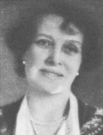 Gerda Lundequist - Image: Gerdalundequist