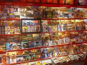 Magazine - German printmagazines