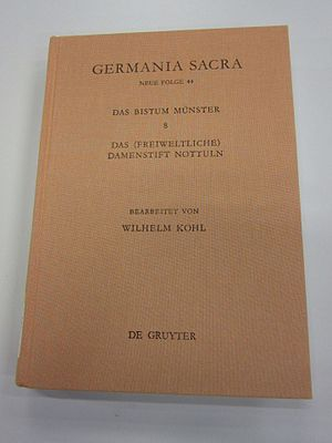 Germania Sacra - Volume 44 of the 9th series