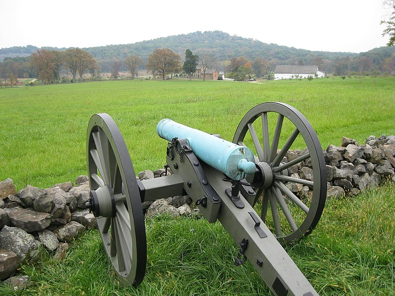 File:Gettysburg PA bronze 12-pdr howitzer CSA.jpg