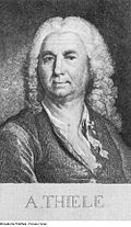 Johann Alexander Thiele