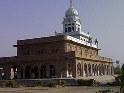 New Mandi Gharsana - Wikipedia