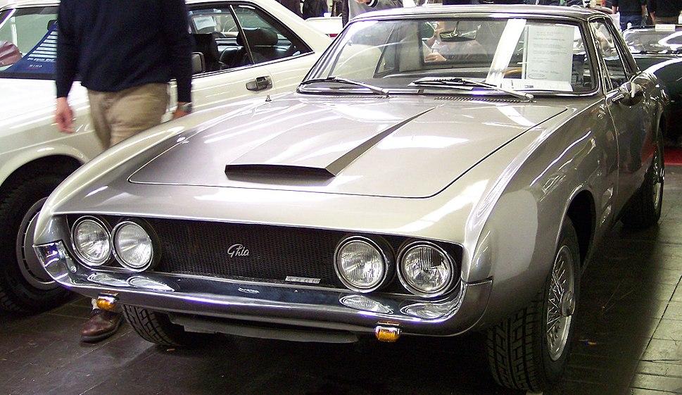 Ghia 450 silver vl TCE