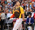 Giancarlo Stanton competes in final round of the '16 T-Mobile -HRDerby (28461615172).jpg