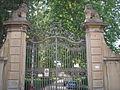 Giardino torrigiani, cancello su via dei serragli.JPG