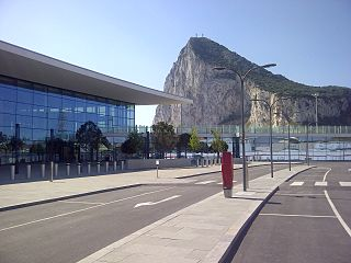 Gibraltar International Airport Airport in Gibraltar
