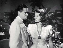 Glenn Ford en Rita Hayworth in Gilda