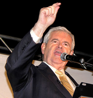 American Solutions for Winning the Future - American Solutions founder Newt Gingrich speaking at the April 15, 2009 New York City Tea Party.