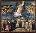 Giotto di Bondone - No. 38 Scenes from the Life of Christ - 22. Ascension - WGA09226.jpg