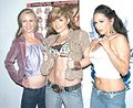 Girl, Tyla Winn, Leah Lexington at Evil Angel Party 5.jpg